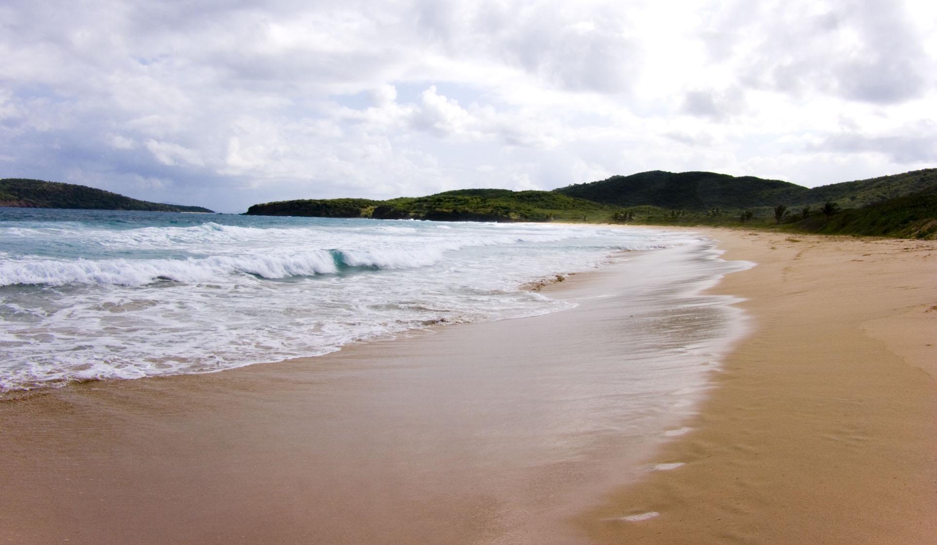 Brava Beach in Culebra Puerto Rico
