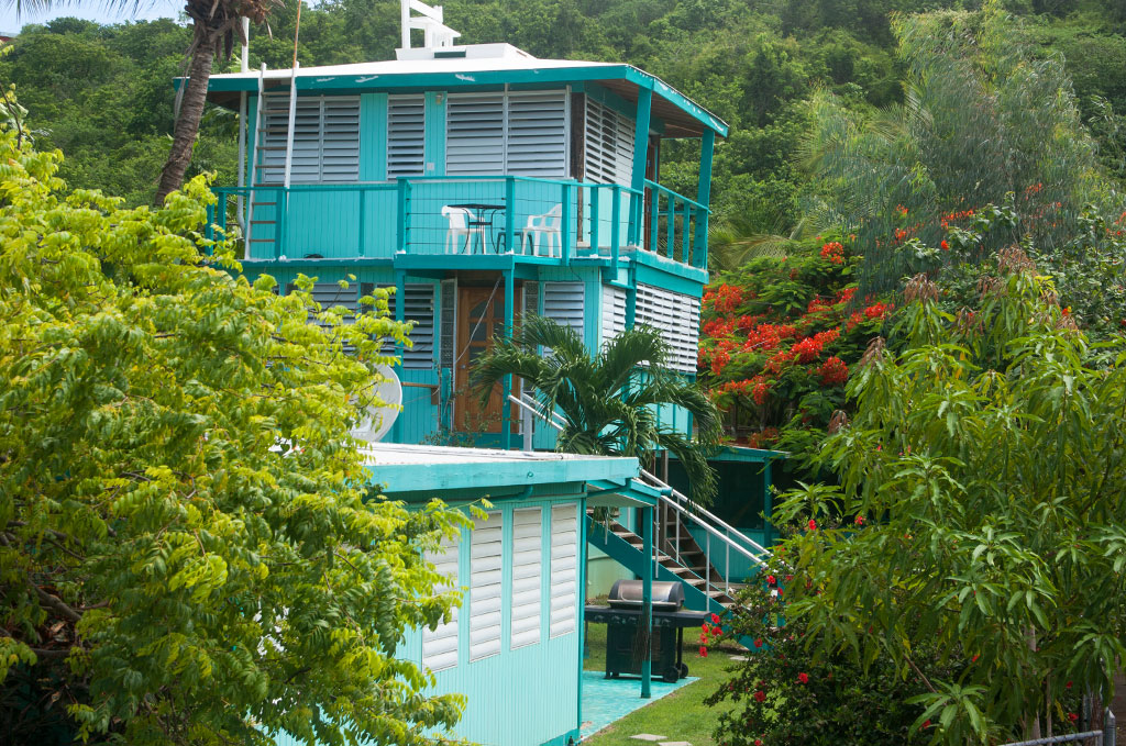 Managers House at Casita Tropical Culebra
